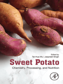 Sweet Potato: Chemistry, Processing and Nutrition
