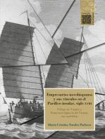 Empresarios novohispanos y sus vínculos en el Pacífico insular, siglo XVIII