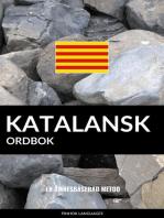 Katalansk ordbok