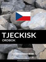 Tjeckisk ordbok