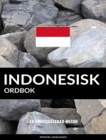 Indonesisk ordbok