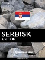 Serbisk ordbok