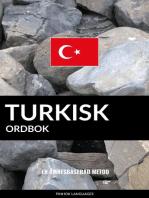 Turkisk ordbok