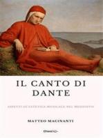 Il canto di Dante