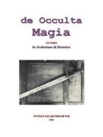 de Occulta Magia
