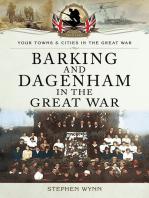 Barking and Dagenham in the Great War