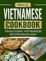Vietnamese Cookbook