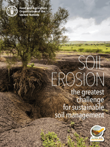 Soil Erosion: The Greatest Challenge for Sustainable Soil Management