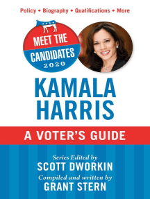 Meet the Candidates 2020: Kamala Harris: A Voter's Guide