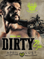 Dirty as Sin (Book 1)