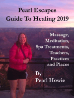Pearl Escapes Guide to Healing 2019 - Massage, Meditation, Spa Treatments, Teachers, Practices and Places