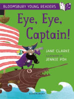 Eye, Eye, Captain! A Bloomsbury Young Reader