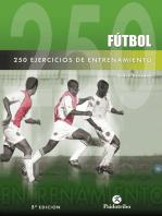 250 ejercicios de entrenamiento (Fútbol)