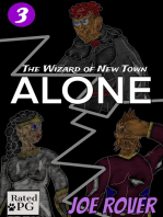 Alone (Wizard of New Town, #3)