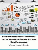 Panduan Memulai Bisnis Online Untuk Kalangan Pemula, Pelajar Dan Mahasiswa