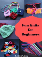 Fun Knits for Beginners