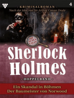 Sherlock Holmes Doppelband 4 – Kriminalroman