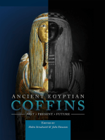 Ancient Egyptian Coffins: Past – Present – Future