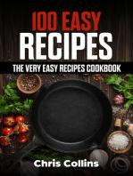 100 Easy Recipes.