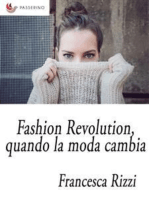 Fashion Revolution, quando la moda cambia