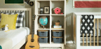 I Crammed My Toddler and Baby Into the Same Tiny Room, Thanks to This Layout and Storage Plan