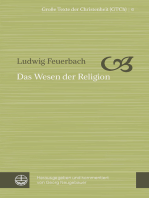 Das Wesen der Religion