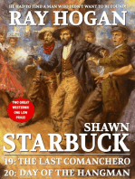 Shawn Starbuck Double Western 10
