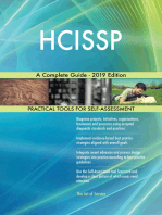HCISSP A Complete Guide - 2019 Edition