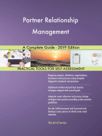 Partner Relationship Management A Complete Guide - 2019 Edition
