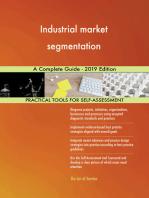 Industrial market segmentation A Complete Guide - 2019 Edition