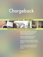 Chargeback A Complete Guide - 2019 Edition