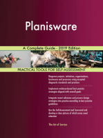 Planisware A Complete Guide - 2019 Edition