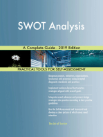 SWOT Analysis A Complete Guide - 2019 Edition