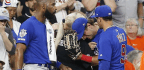 Cubs' Albert Almora Shaken After Line Drive Strikes Young Fan At Minute Maid Park