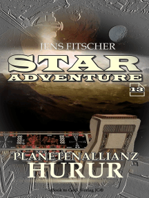 Planetenallianz HUrur (STAR ADVENTURE 13)