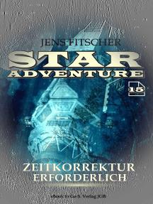 Zeitkorrektur erforderlich (STAR ADVENTURE 15)