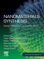 Nanomaterials Synthesis: Design, Fabrication and Applications