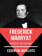 Essential Novelists - Frederick Marryat