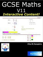 Gcse Maths V11