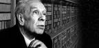 Were Libraries Borges's Universe or the Other Way Around?