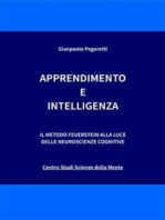 Apprendimento e Intelligenza