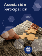 Asociación en participación 2019