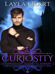 Curiosity: Lughnasadh Elite Academy, #2