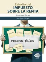 Estudio del Impuesto sobre la Renta. Personas físicas 2019