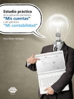 """Estudio práctico de la aplicación electrónica """"Mis cuentas"""" y del aplicativo """"Mi contabilidad"""" 2019"""