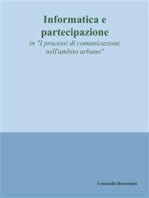Informatica e partecipazione