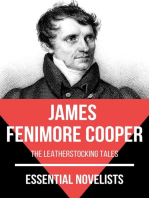 Essential Novelists - James Fenimore Cooper