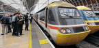 Paddington Hosts HST Farewell