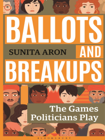 Ballots and Breakups: The Games Politicians Play