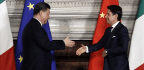 The U.S. Is Losing Europe in Its Battle With China